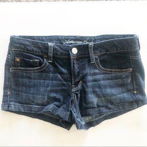 American Eagle Denim Shorts size 10